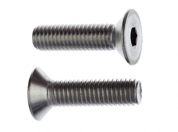 DIN 7991 M 5 x 16mm Edelstahlschrauben