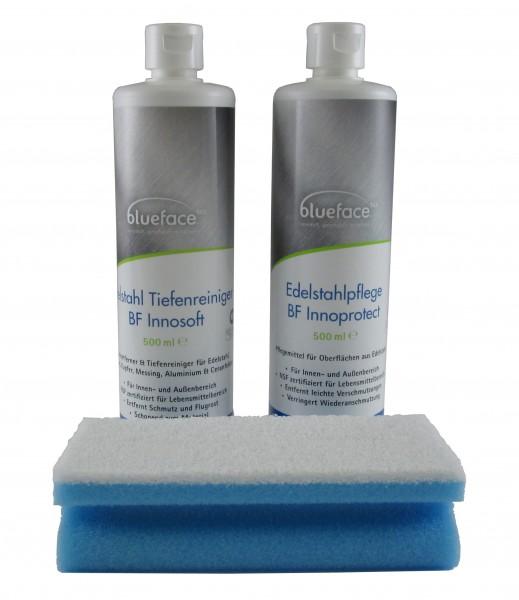 Reinigungs- und Passivierungsmittel Innosoft B570, 500ml/ Innoprotect B580, 500ml