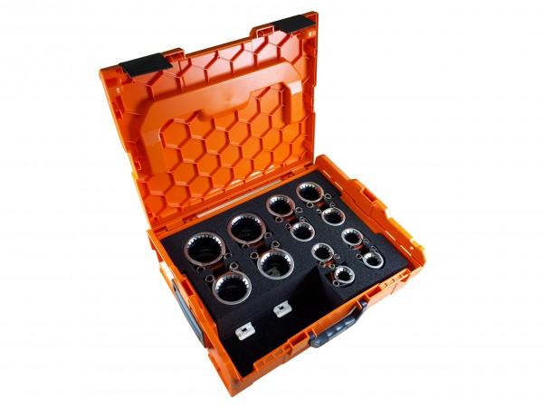 GF UNI-Grip Installationskoffer ohne Drehmomentschlüssel #200 010 850