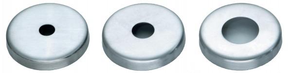 VA Rosette (rund) für 12er Vollmaterial h=12mm