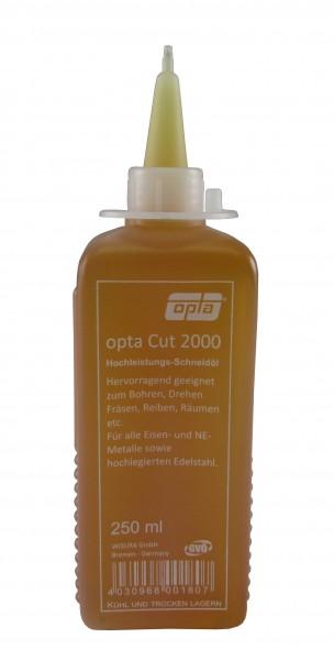 Hochleistungsschneidöl Opta Cut 2000 250ml