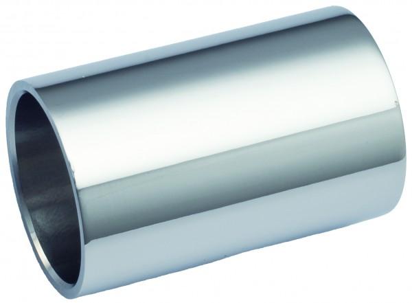 VA Verbindungsstück (gerade) für Holzhandlauf Ø45mm