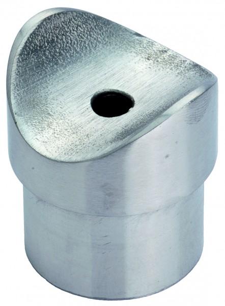 VA Handlaufhalter für Rohr 42,4 x 2,0