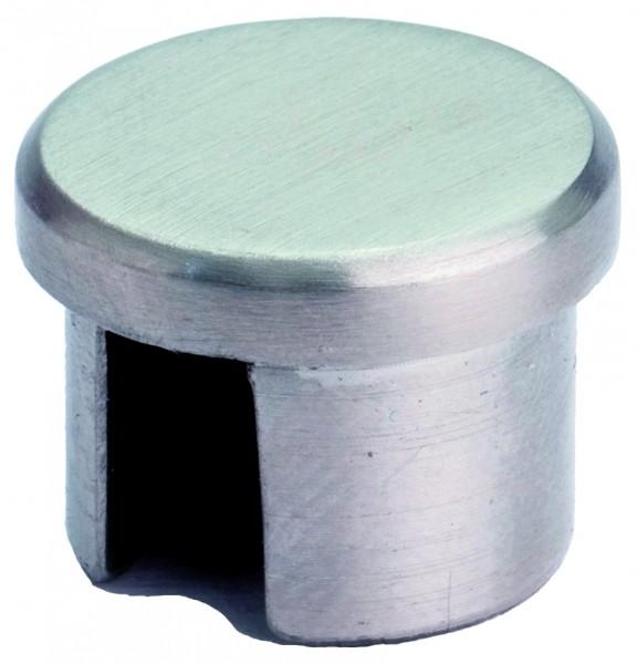 VA Endkappe für Einlassprofil (rund) Ø20mm