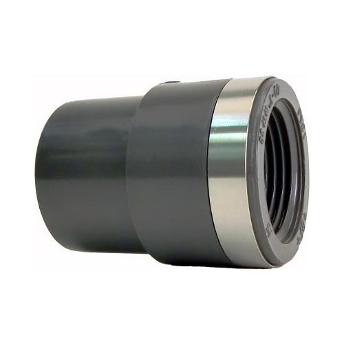 PVC-U Reduktions-Nippel