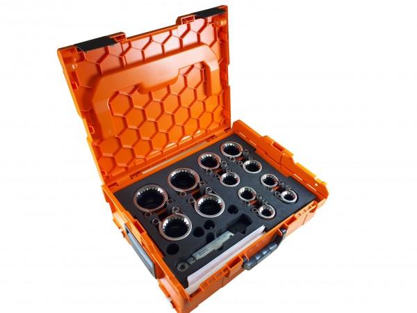GF UNI-Grip Installationskoffer mit Drehmomentschlüssel #200 010 840