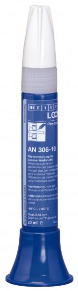 WEICON Anaerober Klebstoff 306-10, 20ml hochfest