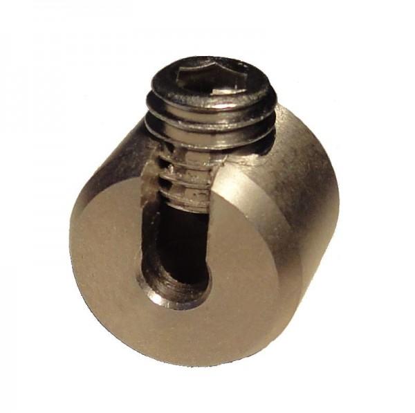 Seilstopper für Drahtseil Ø4mm AISI 303 #EA04